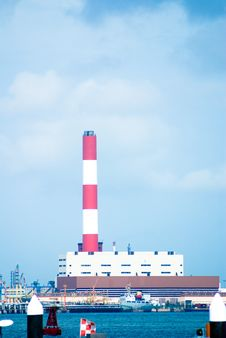 Free Industrial Chimney Stock Photos - 5802803