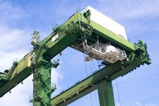 Free Port Equipments Stock Photography - 5802972
