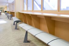 Free Library Interior Stock Photography - 5803102