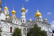 Free The Annunciation Cathedral Royalty Free Stock Photography - 5804217