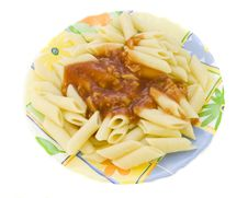 Free Macaroni Stock Photography - 5804552