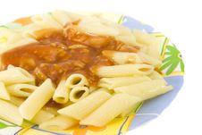 Free Macaroni Royalty Free Stock Photography - 5804577