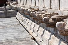 Free Forbidden City Stock Photography - 5804852