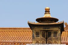 Free Forbidden City Royalty Free Stock Photography - 5804897