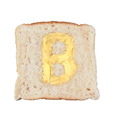Free B Is For Butter Stock Photo - 5805100