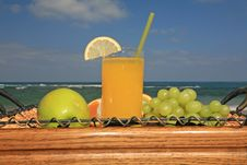 Free Juice Royalty Free Stock Images - 5805119