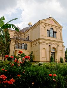 Free Franciscan Monastery 2 Stock Photography - 5805862