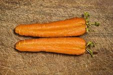 Free Cut Fresh Carrots Royalty Free Stock Photo - 5806565