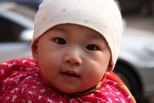 Free Baby Royalty Free Stock Photography - 5806707