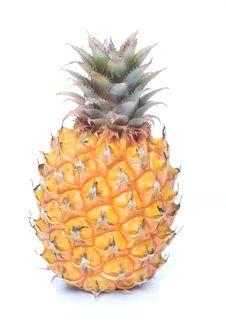 Free Ripe Ananas Royalty Free Stock Photos - 5806908
