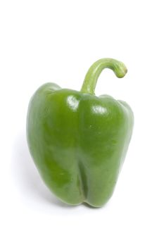 Free Green Peper Royalty Free Stock Photo - 5806965