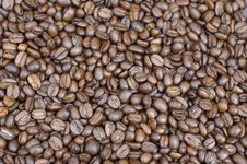 Free Coffee Beans Background Royalty Free Stock Photo - 5807715
