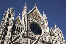 Free Duomo Cathedral Facade Stock Images - 5807724