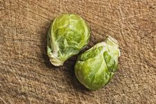 Free Brussels Sprouts Stock Image - 5807991