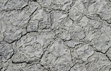 Cracks Earth Royalty Free Stock Images