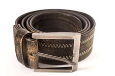 Free Rolled Belt Royalty Free Stock Images - 5808349