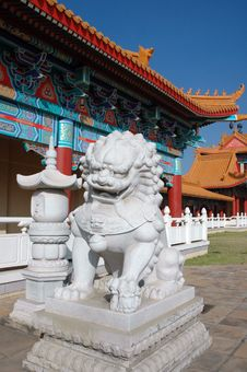 Free Buddhist Temple. Royalty Free Stock Photo - 5808385