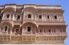 Free Jodhpur Palace Stock Photo - 5809450