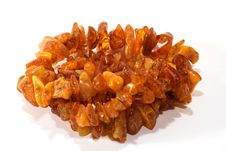 Free Amber Beads Stock Photos - 5809663