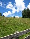 Free Idyllic Mountain Landscape Stock Photos - 5810093