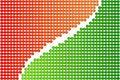 Free Orange And Green Stock Image - 5818291