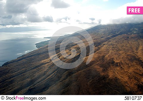 Free Maui Hawaii Royalty Free Stock Photography - 5810737