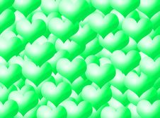 Free Hearts Background Stock Photo - 5811150