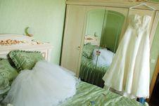 Free Bedroom Of Fiancee Stock Image - 5811501