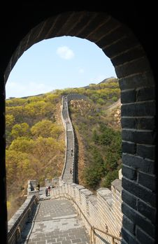 Free Great Wall Of China Stock Images - 5811504