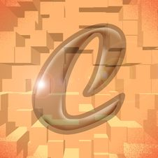 Free Alphabet Series: Letter C Stock Photos - 5811963