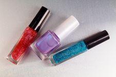 Free Cosmetics Royalty Free Stock Image - 5812306