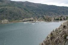 A Calm Lake Stock Image