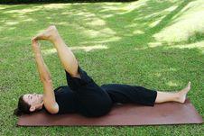 Free Yoga Royalty Free Stock Image - 5812666