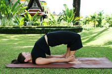 Free Yoga Stock Photo - 5812840