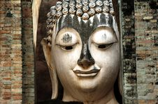 Free Thailand, Sukhothai: Phra Atchana At Wat Si Chum Stock Photos - 5813123