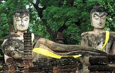 Free Thailand, KAMPHAENG PHET: Historical Park Royalty Free Stock Image - 5813366