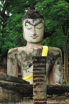 Free Thailand, KAMPHAENG PHET: Historical Park Royalty Free Stock Image - 5813376