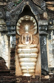 Free Thailand,  Sukhothai; Sri Satchanalai Stock Photo - 5813500