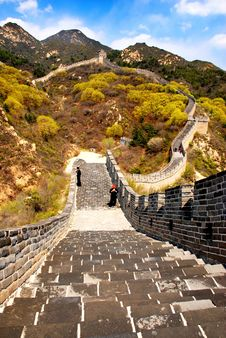 Free Great Wall Of China Stock Images - 5813544