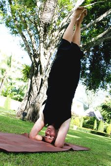 Free Yoga Stock Photography - 5813782