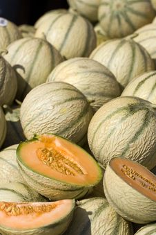 Free Melons Stock Photography - 5814952