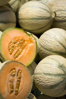 Free Melons Stock Photos - 5815013