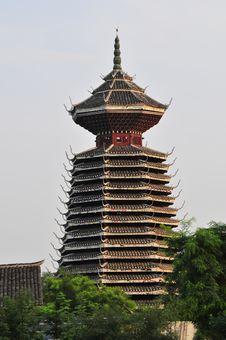Free Stupa Stock Image - 5815211