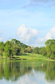 Free Peaceful Landscape Stock Image - 5815271