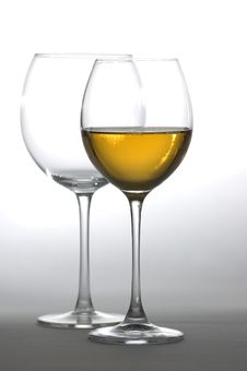 Free Wine Glasses Royalty Free Stock Photo - 5815585
