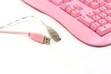Free Keyboard USB Stock Photo - 5816450