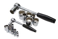 Wrench Stock Photography