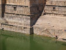 Chittorgarh Citadel Ruins In Rajasthan, India Royalty Free Stock Photos