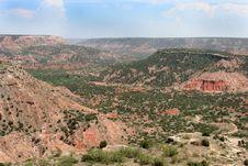 Free Canyon Ravine Royalty Free Stock Image - 5818316