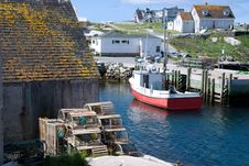 Free Peggy S Cove Stock Image - 5818431
